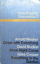 New English Dramatists 7, Penguin Plays, Chips with Everything, Afore Night Come