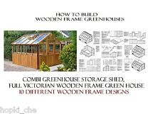 BUILD YOUR OWN DIY PLANS SHED GARDEN FURNITURE FENCE PLANTER TABLE BENCH #GARDEN