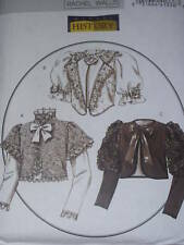 BUTTERICK B4952 - LADIES (3 STYLE) VICTORIAN - EDWARDIAN JACKET PATTERN  6-20 FF