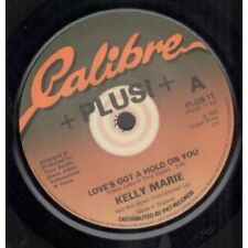 "KELLY MARIE Love's Got A Hold On You 7"" VINYL UK Calibre 1982 B/W Heartbeat"
