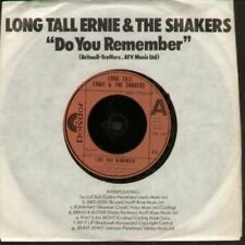"LONG TALL ERNIE AND THE SHAKERS Do You Remember 7"" VINYL UK Polydor 1977"