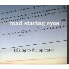 MAD STARING EYES Talking To The Operator CD UK Private 2012 11 Track Digipack