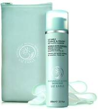 Liz Earle Cleanse & Polish Hot Cloth Cleanser 100ml & Muslim Cloths, Brand New