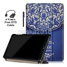 Skin Protector Pattern Leather Case for Samsung Galaxy Tab A 10.1 P585/P580