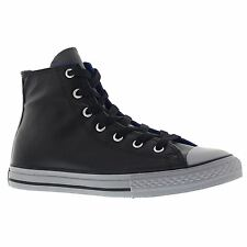Converse Chuck Taylor Hi Black Youths Trainers