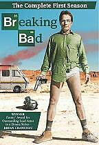 Breaking Bad: The Complete First 1st Season 1 One (DVD, 2-Disc Set) NEW Sealed