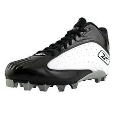 Reebok NFL Outsidespeed Mid M   Round Toe Synthetic  Cleats NWOB