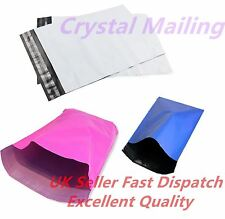 Colour and Grey Plastic Strong Mail Post Mailing Postage Poly Bags Self Seal