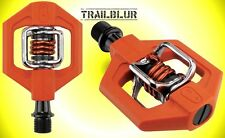 Orange Candy 1 Crank Brothers Clipless Pedals egg beater bike LIMITED EDITION !!