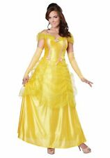 California Costumes Collections 01346 Yellow Classic Beauty Princess Costume
