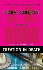In Death #25: Creation in Death by Nora Roberts / J.D. Robb 2007 PB 1st Ed