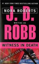 In Death #10: Witness in Death by Nora Roberts/J.D. Robb (2000, Paperback)