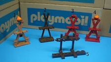 Playmobil western knights castle weapons stand dragon CHOOSE one 167