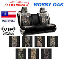 Coverking Mossy Oak Custom Seat Covers Dodge Nitro
