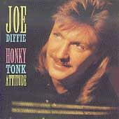 Honky Tonk Attitude by Joe Diffie (CD, Apr-1993, Epic (USA))