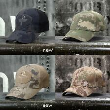 4 Colors Multicam Camo Outdoor Tactical Cap Military Hunting Hiking Baseball Hat