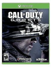 Call of Duty: Ghosts (Microsoft Xbox One, 2013) — Brand New/Factory Sealed (US)