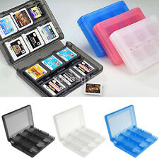 Hot 28 in 1 Game Card Case Holder Cartridge Box for Nintendo DS 3DS XL LL DSi MT
