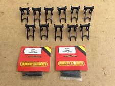 oo Gauge Job Lot Of Hornby Buffer Stops & Track Pins