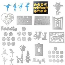 Many Style Metal Cutting Dies Stencil DIY Scrapbooking Album Embossing Craft
