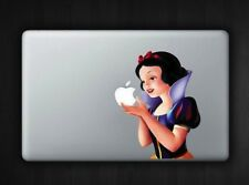 MacBook Snow White Sticker Decal For MacBook Pro Air All Sizes Snow White Colour