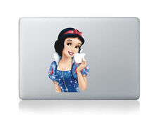 MacBook Snow White Sticker Decal For MacBook Pro Air All Sizes Snow White Cute