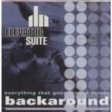 ELEVATOR SUITE Everything That Goes Around Comes Backaround CD UK Infectious