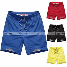 Mens Summer Shorts Fashion Quick Dry Swimming Beach  Surf Board Shorts Trousers
