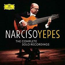Yepes:complete Solo Recordings - Narciso Yepes Compact Disc Free Shipping!