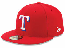New Era Texas Rangers 2017 ALT 59Fifty Fitted Hat (Red) MLB Cap