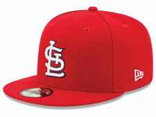 New Era St. Louis Cardinals 2017 GAME 59Fifty Fitted Hat (Red) MLB Cap