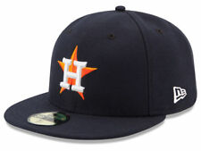 New Era Houston Astros 2017 HOME 59Fifty Fitted Hat (Navy) MLB Cap