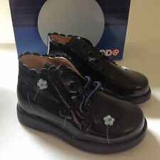 Mod8 France Navy Leather Toddler Shoes Quality Discount NIB