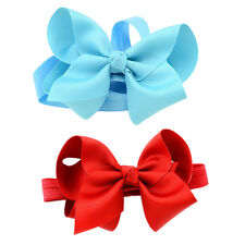 Elastic Band Headband Bow Soft knot 1Pcs Baby Hairband Hair Accessories Flower