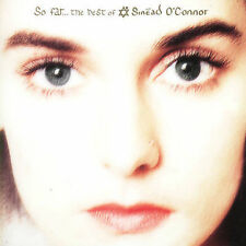 So Far: The Best of Sinead O'Connor by Sin'ad O'Connor (CD, Jul-1999, Emi)