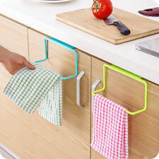 New Kitchen Towel Bar Holder Rack Storage Organizer Home Bathroom Hanging Tool
