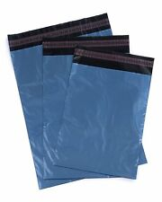 Blue Mailing Bags Plastic Mail Post Postage Polythene Strong Seal All Sizes