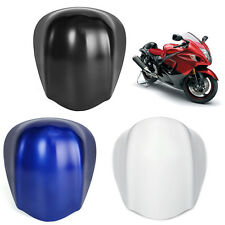 1x Rear Pillion Passenger Seat Cover Cowl For Suzuki GSXR1300 HAYABUSA 2008-2016