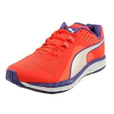 Puma Speed 500 Ignite Women  Round Toe Synthetic Multi Color Running Shoe NWOB