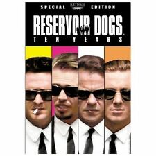 Reservoir Dogs (DVD, 2003, 10th Anniversary Edition - Generic Cover)
