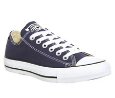 Mens Converse Trainers - All Star Ox - Chuck Taylor - Navy - M9697C - BNWT