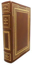 John Steinbeck THE GRAPES OF WRATH Franklin Library 1st Edition 1st Printing