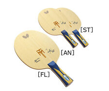 Butterfly Timo Boll ZLF Table Tennis Racket (ST) / Wood Ping Pong Blade Paddle