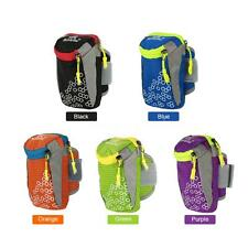 Waterproof Outdoor Sport Running Phone Arm Bag Wrist Pouch Exercise Gym X1U3