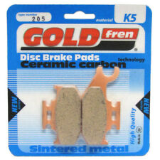 Front Disc Brake Pads for Can-Am Outlander Max 800R EFI 2009 800cc By GOLDfren