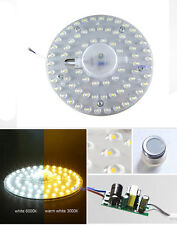 NEW Ceiling Light magnet absorb dome Bulb White / Warm 36w SMD LED Replace Lamp