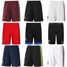 adidas MEN'S FOOTBALL SHORTS CLIMACOOL ADIZERO MANCHESTER UNITED SWEDEN BELGIUM