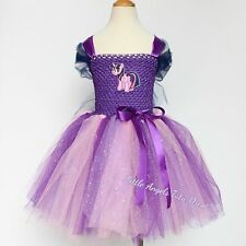 Twilight Sparkle Inspired Tutu Dress,My Little Pony Twilight Sparkle + Lined Top