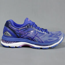 Asics Womens Gel-Nimbus 19 Blue Purple / Violet / Airy Blue