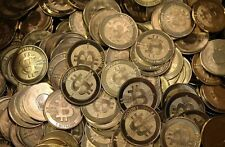 Bitcoin Cryptocurrency 0.00334717 BTC Directly to Your Digital Wallet